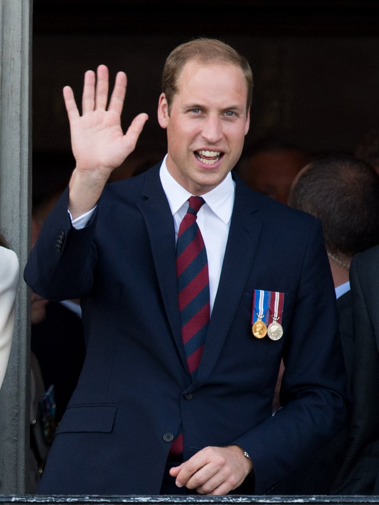 Expect Fewer Royal Appearances From Will