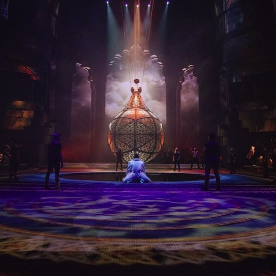 La Perle Behind-the-Scenes Footage