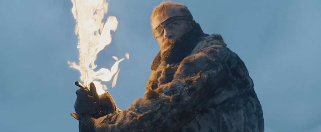This May Explain Beric Dondarrion's Magical Flaming Sword on Game of Thrones