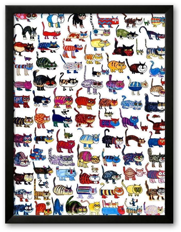 Framed Art Print ($225)