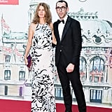 Karla Otto and Alessandro Sartori were among the stylish guests raising bids to benefit the Naked Heart Foundation at the Love Ball.