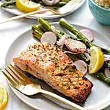 Lemon Seared Salmon