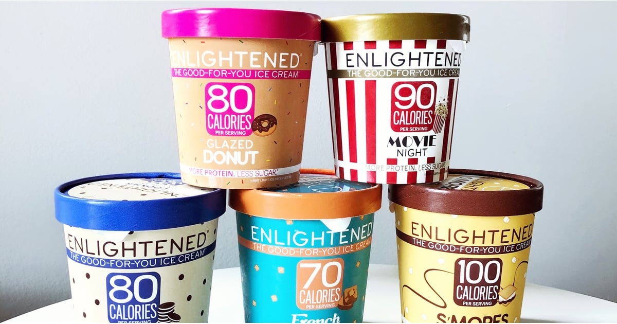 Enlightened Ice Cream New Flavors March 2018 | POPSUGAR Fitness UK