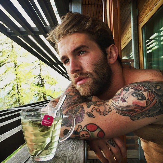 andre hamann shirtless pictures popsugar love amp sex photo 9