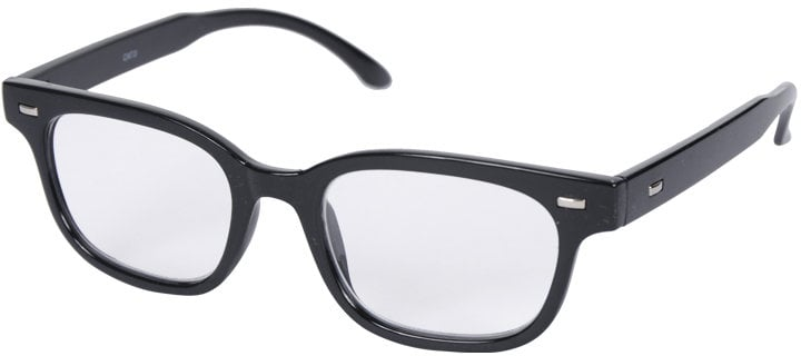For a dose of geeky cool. Forever 21 Wayfarer Readers ($7)