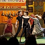 The new class takes on Grease's iconic carnival finale.