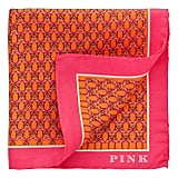Thomas Pink Flamingo Heart Printed Pocket Square (£35)