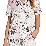 In Bloom by Jonquil Winding Road Short Satin Pajamas