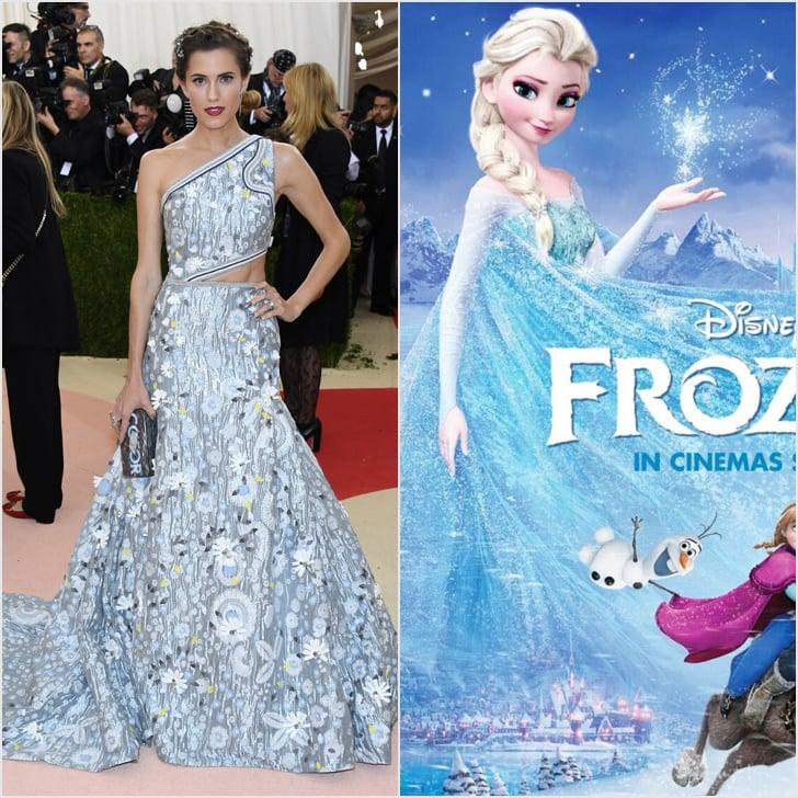 Allison Williams as Elsa