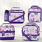 Mackenzie Lavender Butterfly Lunch Bags