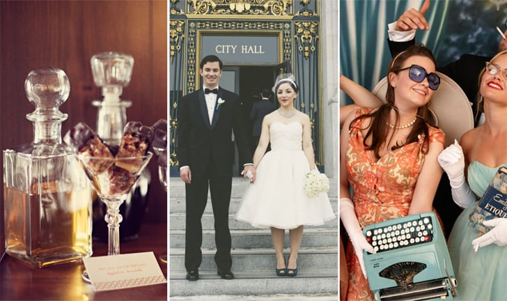 Have a Mad, Mad Men Wedding