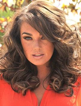 Tamara Ecclestone Hair