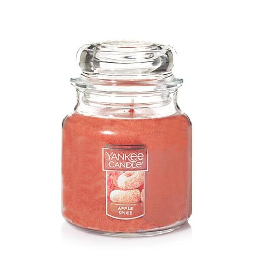 Apple Spice Medium Classic Jar Candle