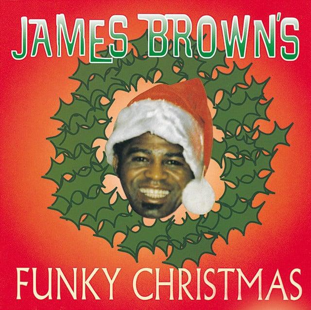 James Brown's Funky Christmas, James Brown (1995)   Best '90s