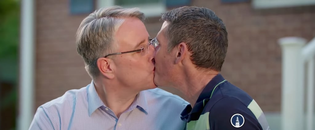 Rich Madaleno Airs First US Campaign Ad With Same-Sex Kiss