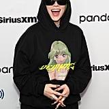 Billie Eilish at the 2019 SiriusXM & Pandora Present