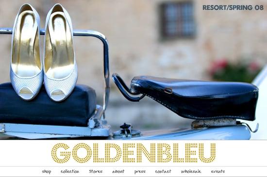 Fab Site: Goldenbleu.com