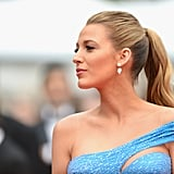 Blake Lively at the 69th Annual Cannes Film Festival on May 14, 2016