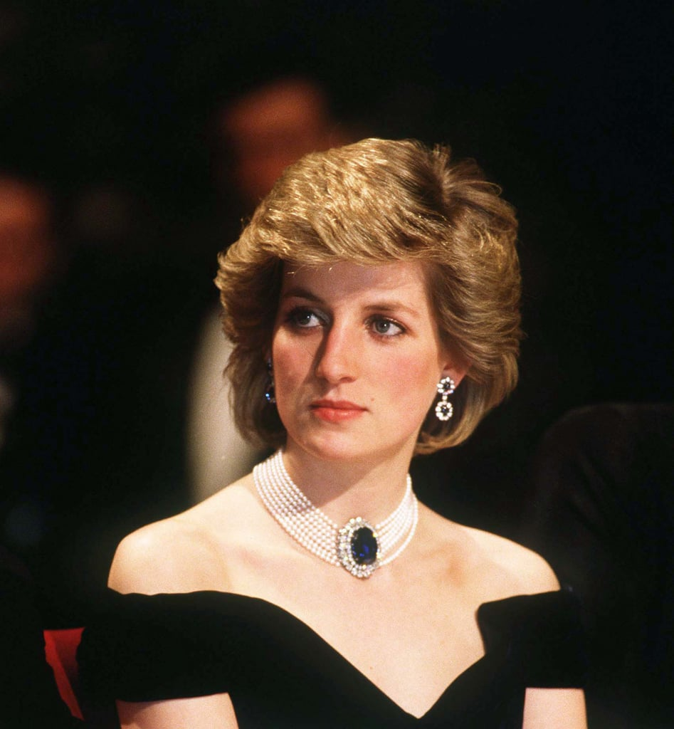princess diana's best hair and beauty moments | popsugar beauty