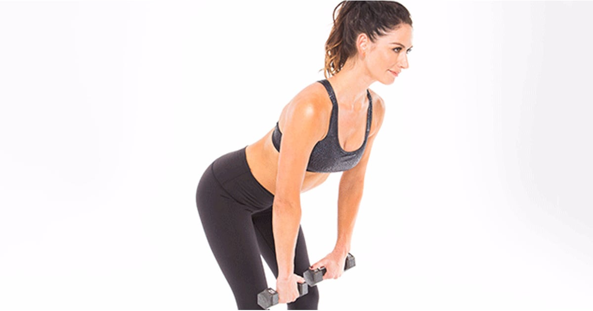 Full-Body Dumbbell Workout | POPSUGAR Fitness Australia