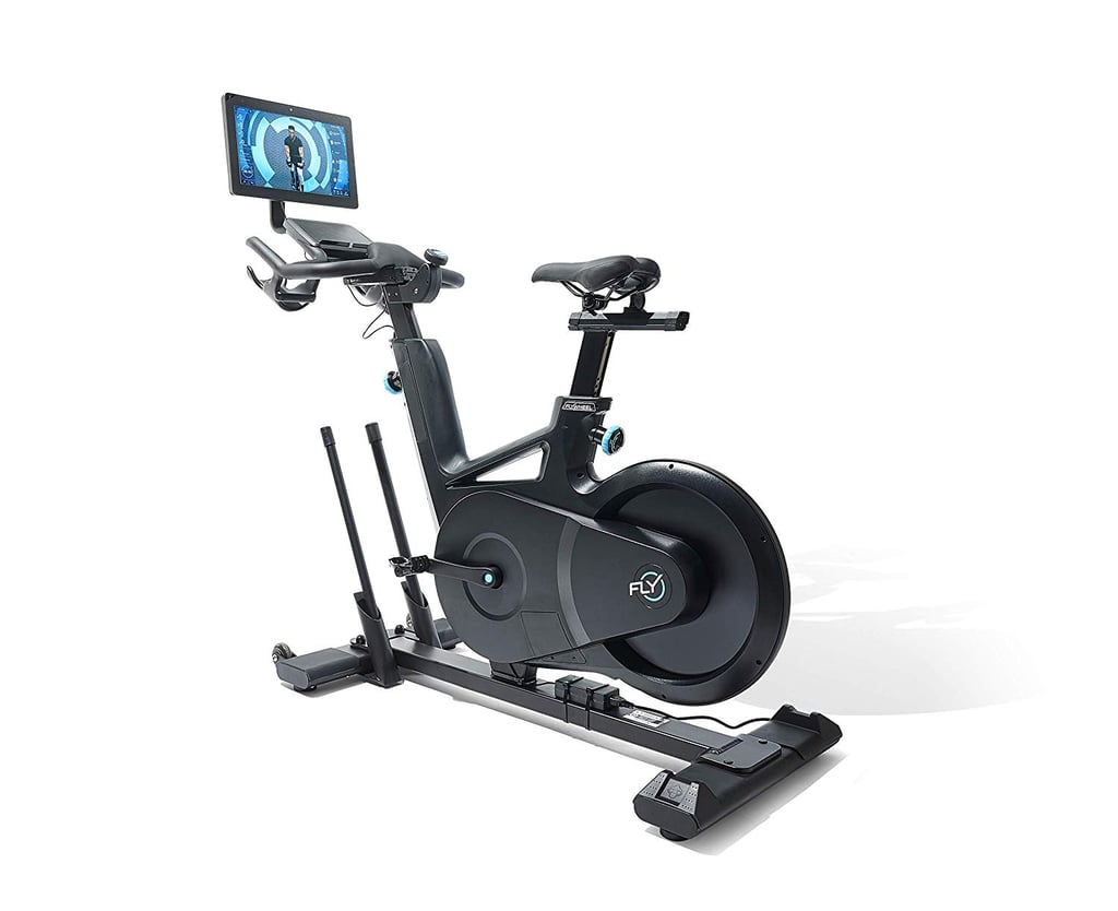 Flywheel Home Bike With Built-In Tablet Plus Free Two-Month Fly On Demand Subscription