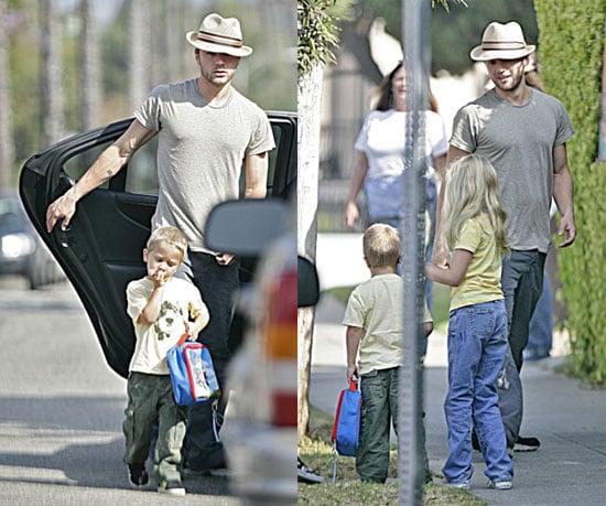 Ryan & Deacon: Like Father, Like Son