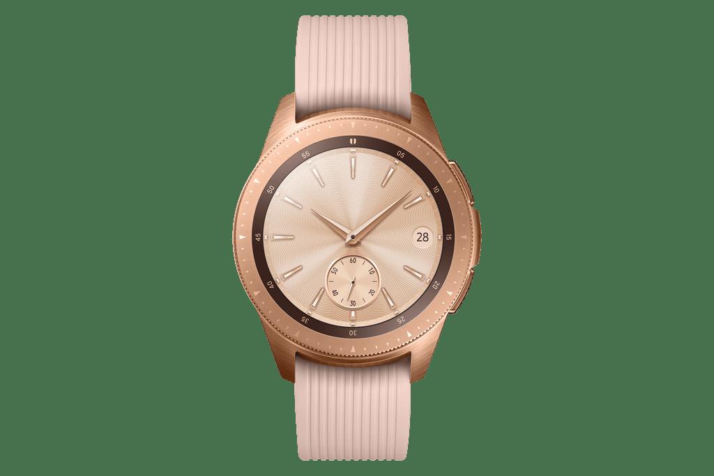 Samsung Galaxy Watch (42mm) Rose Gold (4G LTE) Smartwatch