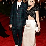 Gwen Stefani and Gavin Rossdale in 2013