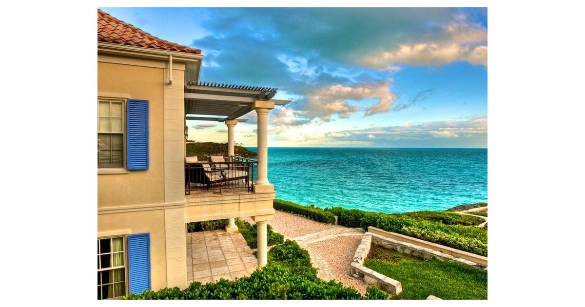 Prince 39 S Turks And Caicos Estate Popsugar Home Photo 11