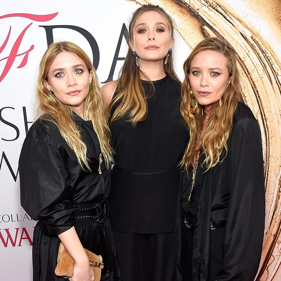 Ashley, Mary-Kate, and Elizabeth Olsen at CFDA Awards 2016