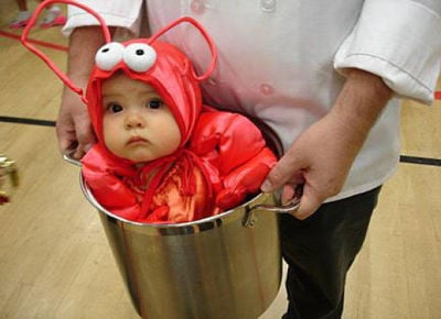 Hilarious Baby Costumes (PHOTOS)