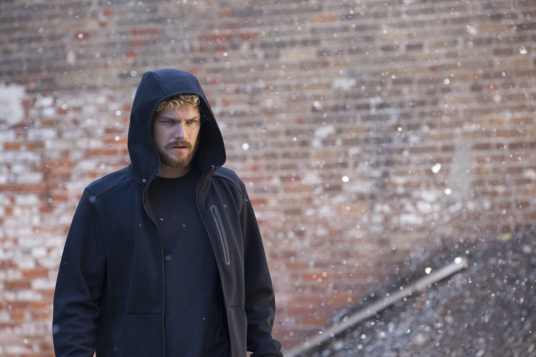 Finn Jones' Latest Dumb Defense of Iron Fist: It's Trump's Fault