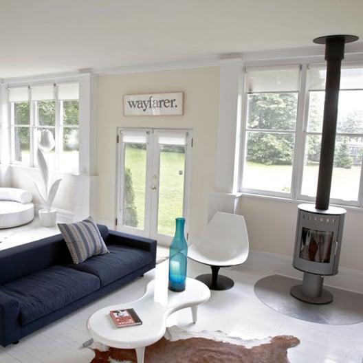 The Living Room No Sugar: Get The Look: Warm Minimalism