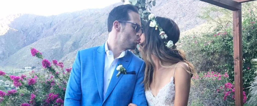 Before You Fall in Love With This Bride's Boho Gown, You Need to See Her Other Dress