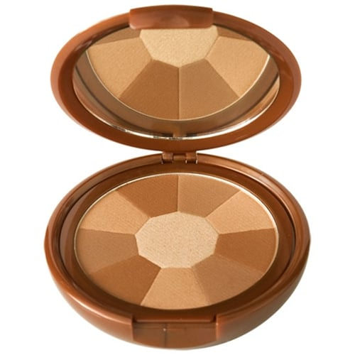 NYX's Tango Mosaic Bronzer ($10) has a bevy of shades that mix together to create a natural bronze.