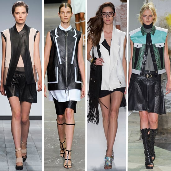 Sleeveless Jackets at Spring 2013 Fashion Week: Trend ...