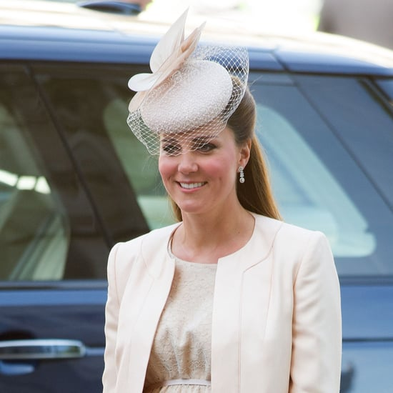 Pregnant Kate Middleton Queen's 60th Coronation Anniversary