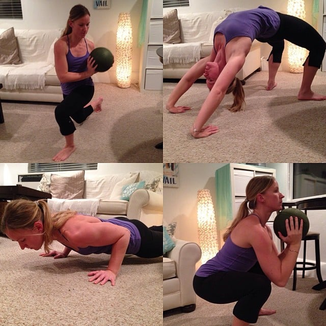 And Do Some Reps While Watching Game of Thrones