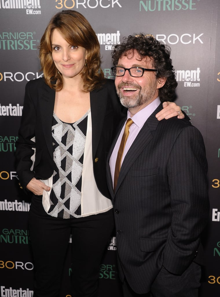 30 Rock's Stars Celebrate Their Final Season in NYC