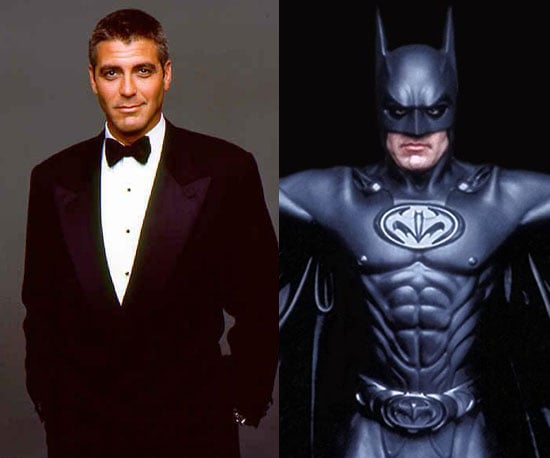 George Clooney as Bruce Wayne/Batman