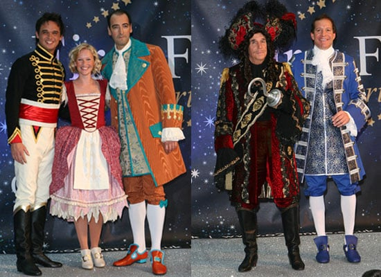 Photos of Celebrities in Pantomime Costumes Inc. Gareth Gates, Joanna Page, Alistair McGowan, Henry Winkler, Steve Guttenberg