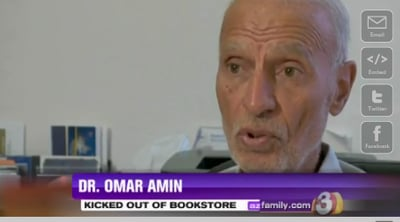 Grandfather Kicked Out of Bookstore for Being Alone in Children's Section