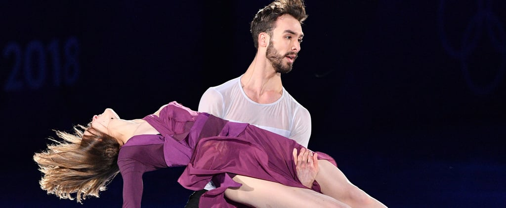 "Watch French Ice Dancers Glide Effortlessly to Beyoncé's ""Pray You Catch Me"""