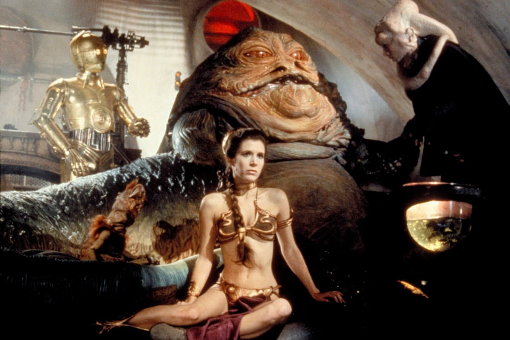 Carrie Fisher, Star Wars: Return of the Jedi
