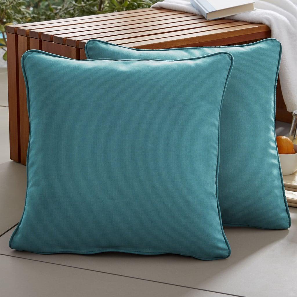 Neill Sunflower Indoor/Outdoor Throw Pillows
