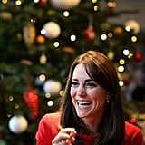 """Kate Middleton on her first Christmas at Sandringham: """"I can remember being at Sandringham for the first time at Christmas, and I was worried what to give the Queen as her Christmas present . . . I thought back to what would I give my own grandparents. And I thought, 'I'll make her something.' Which could have gone horribly wrong. But I decided to make my granny's recipe of chutney. I was slightly worried about it, but I noticed the next day that it was on the table."""""""