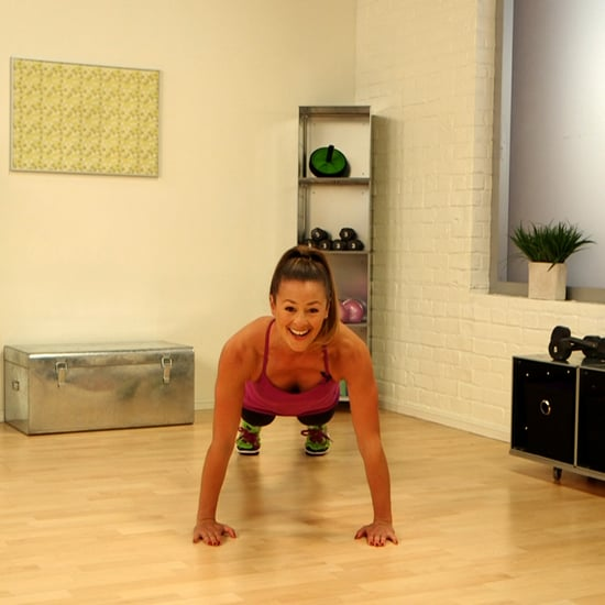 Get Fit For 2013 and Take Our One-Minute Challenge: Push-Ups