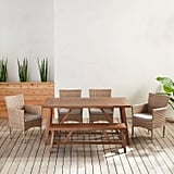 Capri and Universal Bench Dining Collection