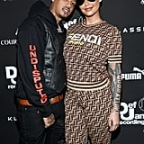 Amber Rose and Alexander Edwards