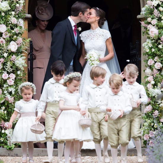 Pippa Middleton's Wedding Pictures